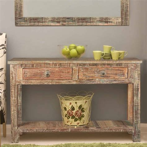 Rustic Reclaimed Wood Naturally Distressed Hall Console Table. Two Tone Kitchen. Convertible Sectional Sofa. Lowes Table Lamps. Industrial Lighting Fixtures