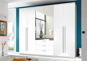 Spiegel Groß Günstig : kleiderschrank schrank schlafzimmerschrank gro wei mit spiegel 270 cm ebay ~ Markanthonyermac.com Haus und Dekorationen