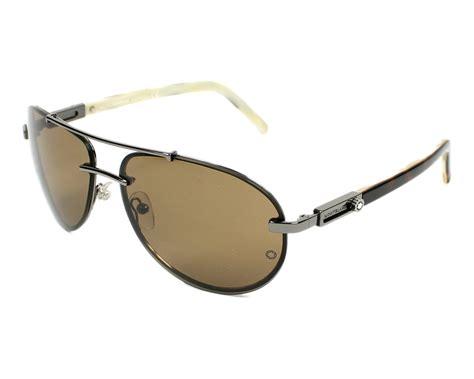 lunettes de soleil mont blanc mb272s 12j 62 visionet