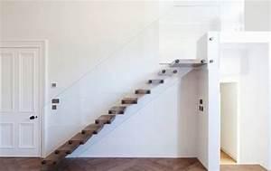 Treppe Zum Dachboden Einbauen : schwebende und freitragende treppen sillertreppen ~ Markanthonyermac.com Haus und Dekorationen