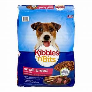 Kibbles 'n Bits Small Breed Mini Bits Savory Beef ...
