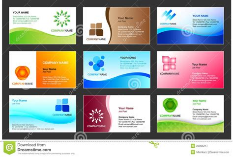 Best Photos Of Sample Business Card Template