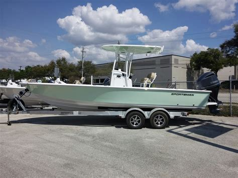 Sportsman Boats Masters 247 by Sportsman Boats Masters 247 Bay Boat Boats For Sale