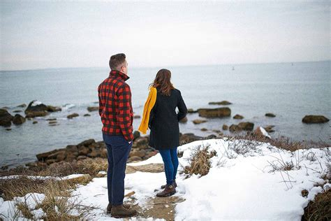 Cape Cod Engagement Session By Alex Paul