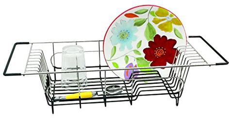 Best Over The Sink Dish Drainer For Your Kitchen