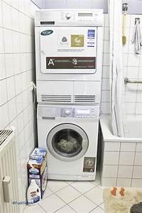 Regal Für Waschmaschine : regal fur waschmaschine und trockner speyedernet ~ Markanthonyermac.com Haus und Dekorationen
