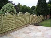 decorative fence panels Decorative Fencing   Installation & Repair Surrey