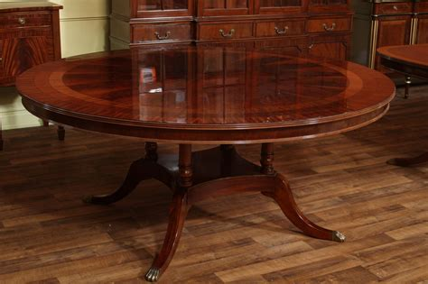 Dining Table Antique Round Dining Table 72