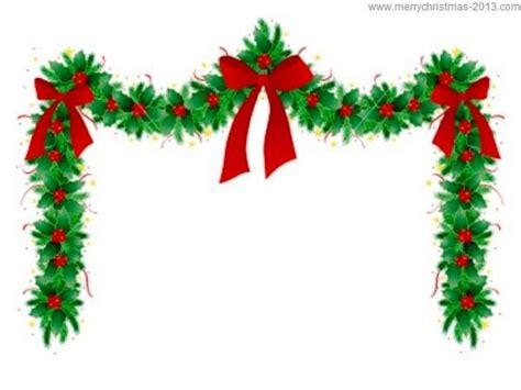 Christmas Clip Art Borders Free Download