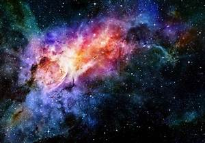 Starry Nebula - Pics about space