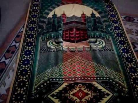attention aux tapis de prieres