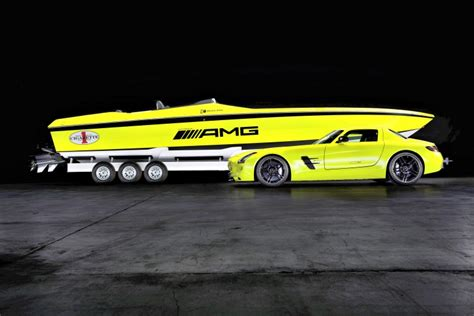 Fast Boat Electric by Sls Amg Electric Drive Is World S Fastest Most Powerful Ev