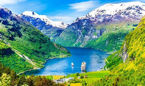 Fjord Cruise Norway by Norway S Fjords Cruising On Down To The Nordic Coast