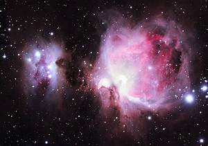 M42, Orion Nebula, Processing