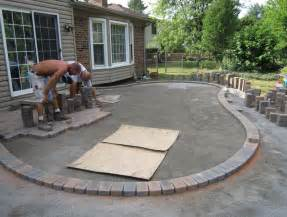 diy paver patio ideas home design ideas