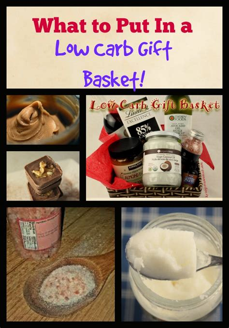 What To Put Into A Low Carb Gift Basket  Ketogenic Woman