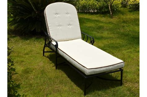 chaise longue fer forg 233 wikilia fr