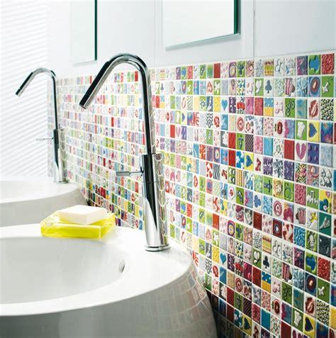 carrelage mural de salle de bain castorama photo 7 20 d 233 coration multicolore avec un style