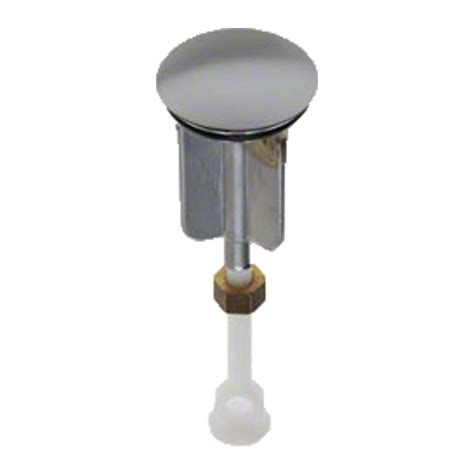 kohler stopper assembly in polished chrome 78172 cp the home depot