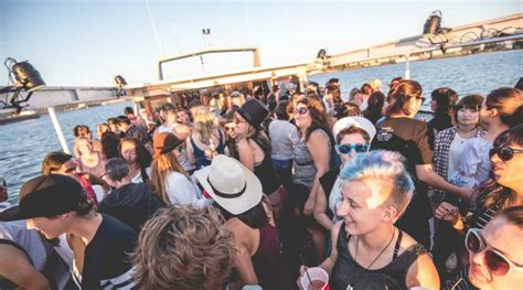 Chicks Ahoy Boat Cruise Vancouver there s going to be a massive pride boat party next month