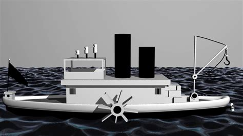 Model Steam Boat Youtube by Steamboat Willie Boat Model Youtube