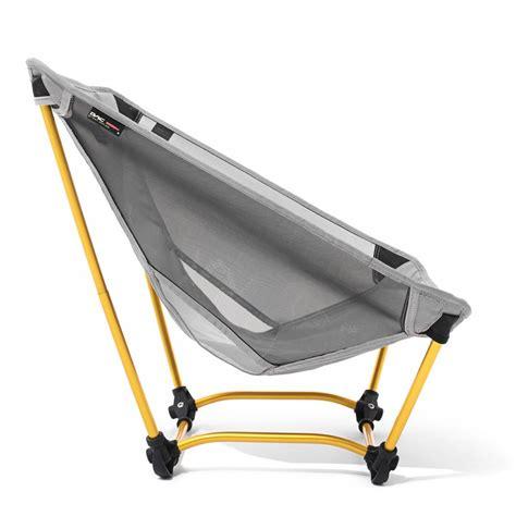 big agnes helinox ground chair cloudburst grey