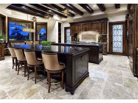 48 Luxury Dream Kitchen Designs Worth Every Penny (photos Galley Kitchen Design Ideas Photos Contemporary Outdoor Kitchens Yellow Tile True Mediterranean Old House Makeovers Butter Walls Traditional Home Great