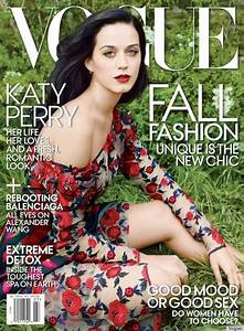Katy Perry's Vogue Cover Is Here: See The Singer's High ...