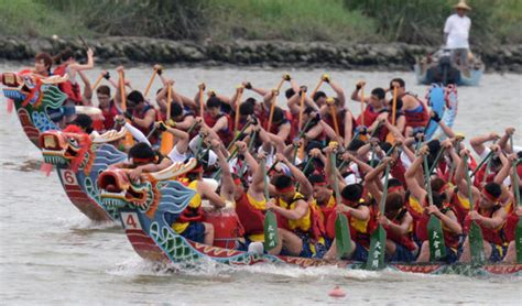 Wu Zixu Dragon Boat Festival by 187 Dragon Boat Festival 2017