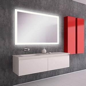 Spiegel Mit Hinterleuchtung : details zu led bad spiegel badezimmerspiegel mit beleuchtung badspiegel wandspiegel s40 interiors ~ Markanthonyermac.com Haus und Dekorationen
