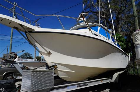 Parker Boats Marathon Florida by Used Parker Boats For Sale In Florida United States