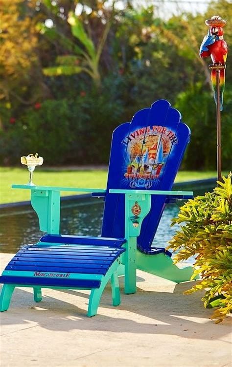 Margaritaville Adirondack Chair Parrot by Our Margaritaville Adirondack Furniture Features