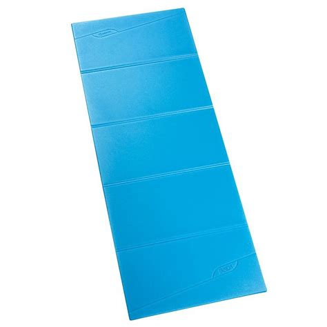 tapis de fitness pliable decathlon