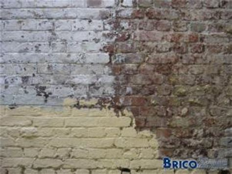 nettoyage vieux murs ext 233 rieurs en briques
