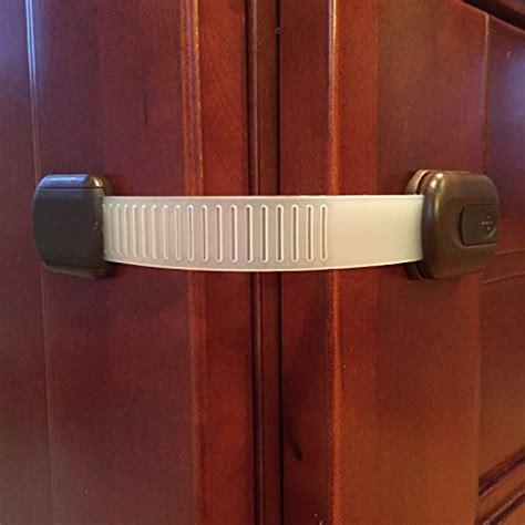 kitchen safety child safety locks latches cabinet adjustable baby proof home new ebay