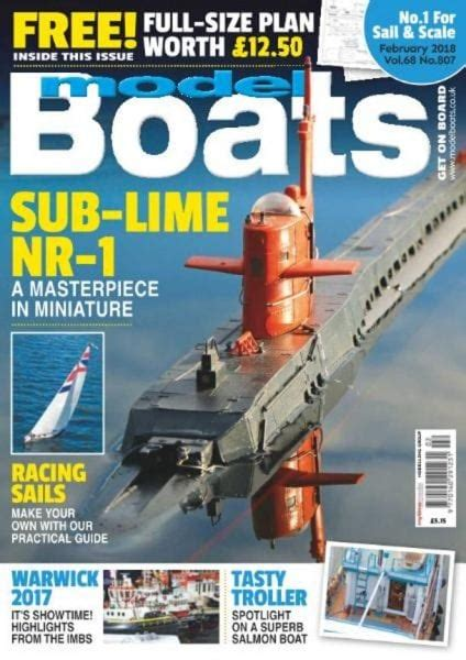 Model Boats Magazine Download by Model Boats February 2018 Pdf Download Free