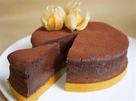 recette dessert original au chocolat