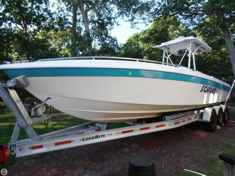 Used Boat Trailers Long Island New York by 1994 Scarab Sport 30 Offshore Detail Classifieds