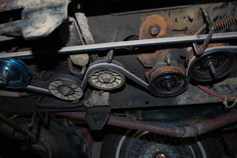 craftsman mower belt diagram craftsman mower logo elsavadorla