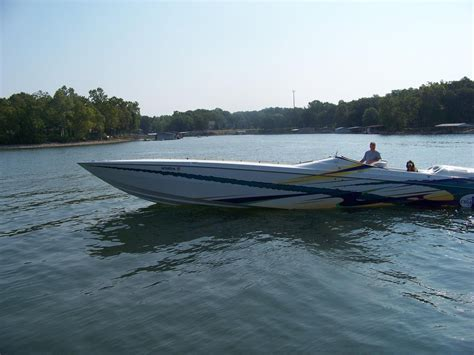 Cigarette Rough Rider Boats For Sale by 2002 Used Cigarette 46 Rough Rider High Performance Boat