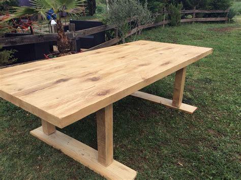 table bois exterieur meilleures images d inspiration pour votre design de maison