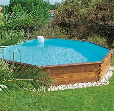 25 best ideas about piscine hors sol bois on bassin hors sol piscines hors sol and