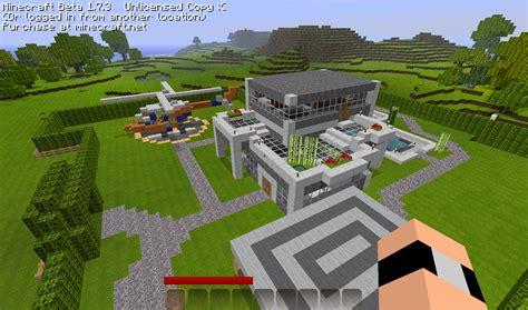 minecraft comment faire une maison moderne l impression 3d