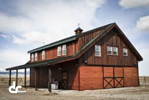 barn with living quarters pole barns with living quarters barns with living