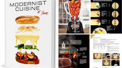 here s a preview of modernist cuisine at home eater