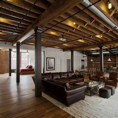 exposed basement ceiling ideas exposed basement ceiling http www houzz ductwork ls 4