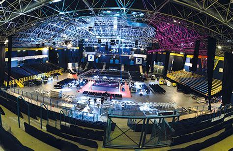 sports configuration boxe la palestre salle de spectacles et concerts au cannet