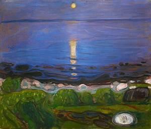 Munch Painting - Marina Mahler - Report - The New York Times