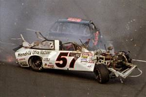 Russell Phillips' Gruesome Fatal Crash   Stock Car Racing ...