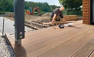 Holz Für Balkonboden : bangkirai terrassendielen holzterrasse ~ Markanthonyermac.com Haus und Dekorationen